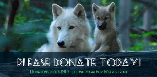 Wolf Donations